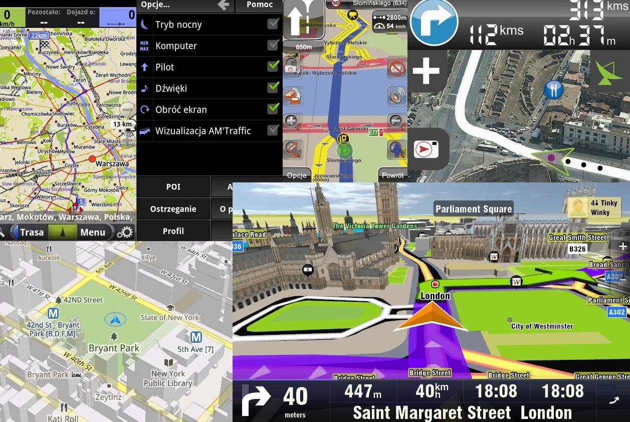 Jaka Nawigacja Offline I Online Na Androida Poradnik