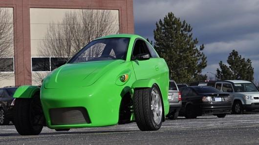 """Elio - nowy """"wynalazek"""" od Elio Motors"""