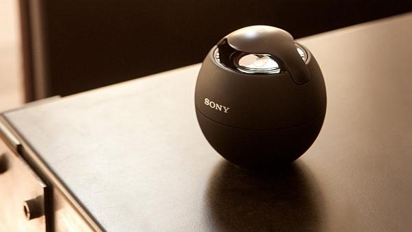Nowe przenośne głośniki SRS-BTV5 firmy Sony