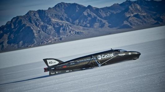 Więcej niż 605 km/h - będzie rekord prędkości pojazdu dwukołowego?