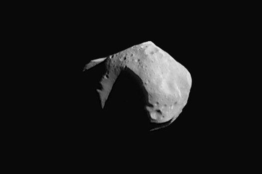 Kosmiczny paintball, czyli jak zmienić tor lotu asteroidy