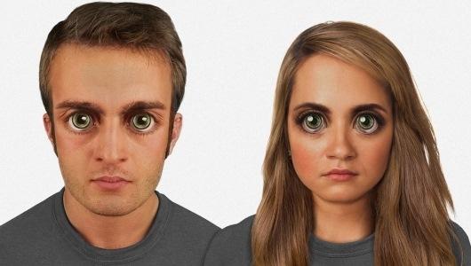 Jak będą wyglądali ludzie za 100 000 lat?