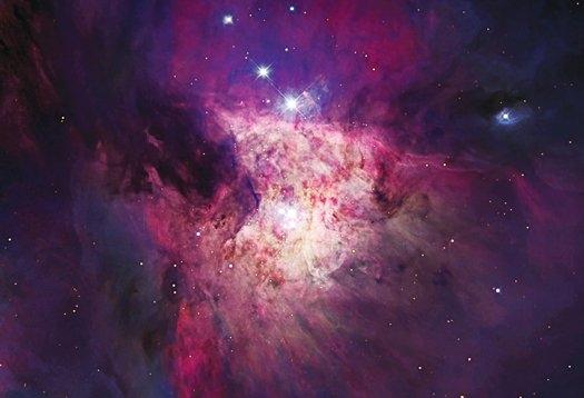 Gdzie leży centrum wszechświata?