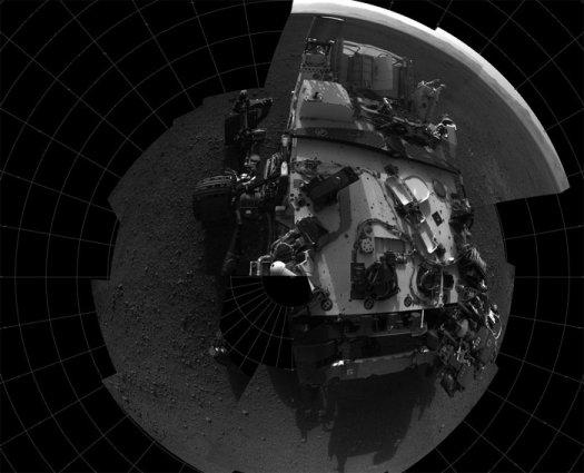 Ludzie własnoręcznie przywiozą na Ziemię Curiosity