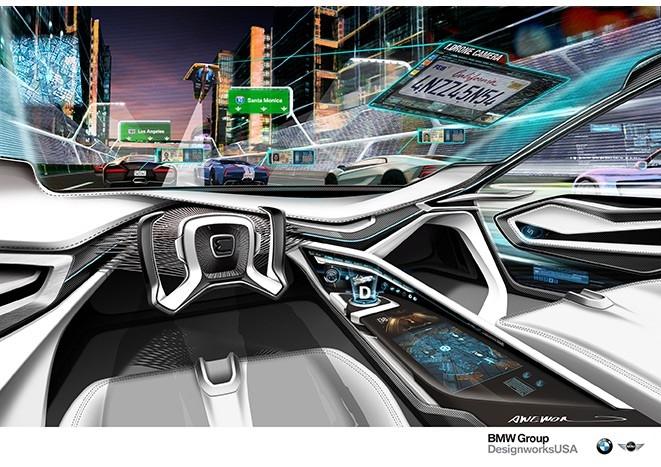 LA Design Challenge 2012 - policyjne pojazdy przyszłości