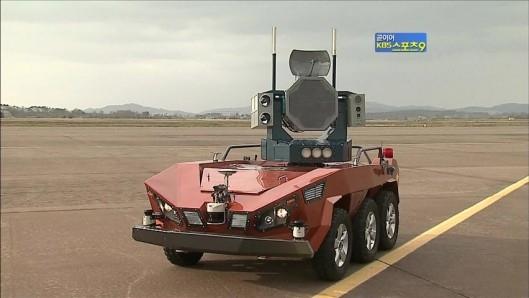 Robot odstraszający ptaki - czy to dobry sposób na bezpieczniejsze loty?
