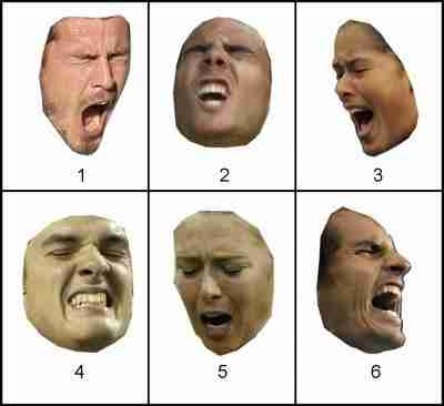 """Nowe badanie o """"mowie ciała"""" – twarz ma mniejsze znaczenie niż postura, ręce itd"""