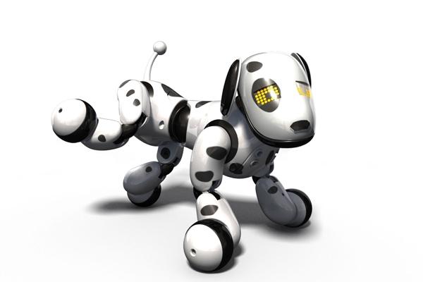 Zoomer, pies-robot znający te same sztuczki co jego żywy odpowiednik
