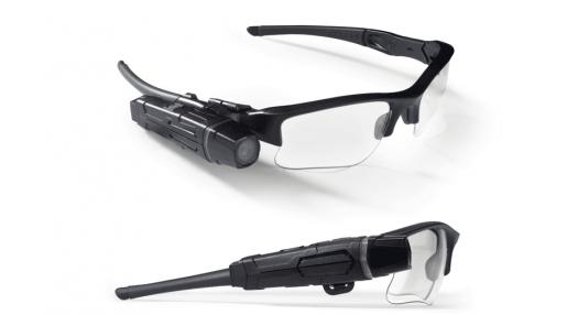 Okulary z kamerą dla każdego policjanta w Utah
