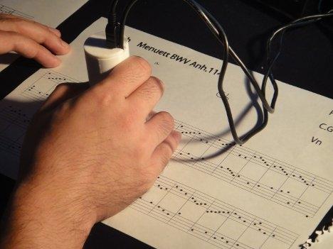 Komponować każdy może, muzyczny skaner