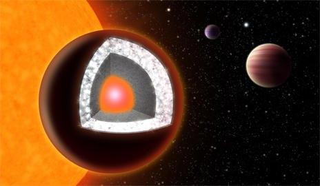 Yale: Nowa diamentowa planeta