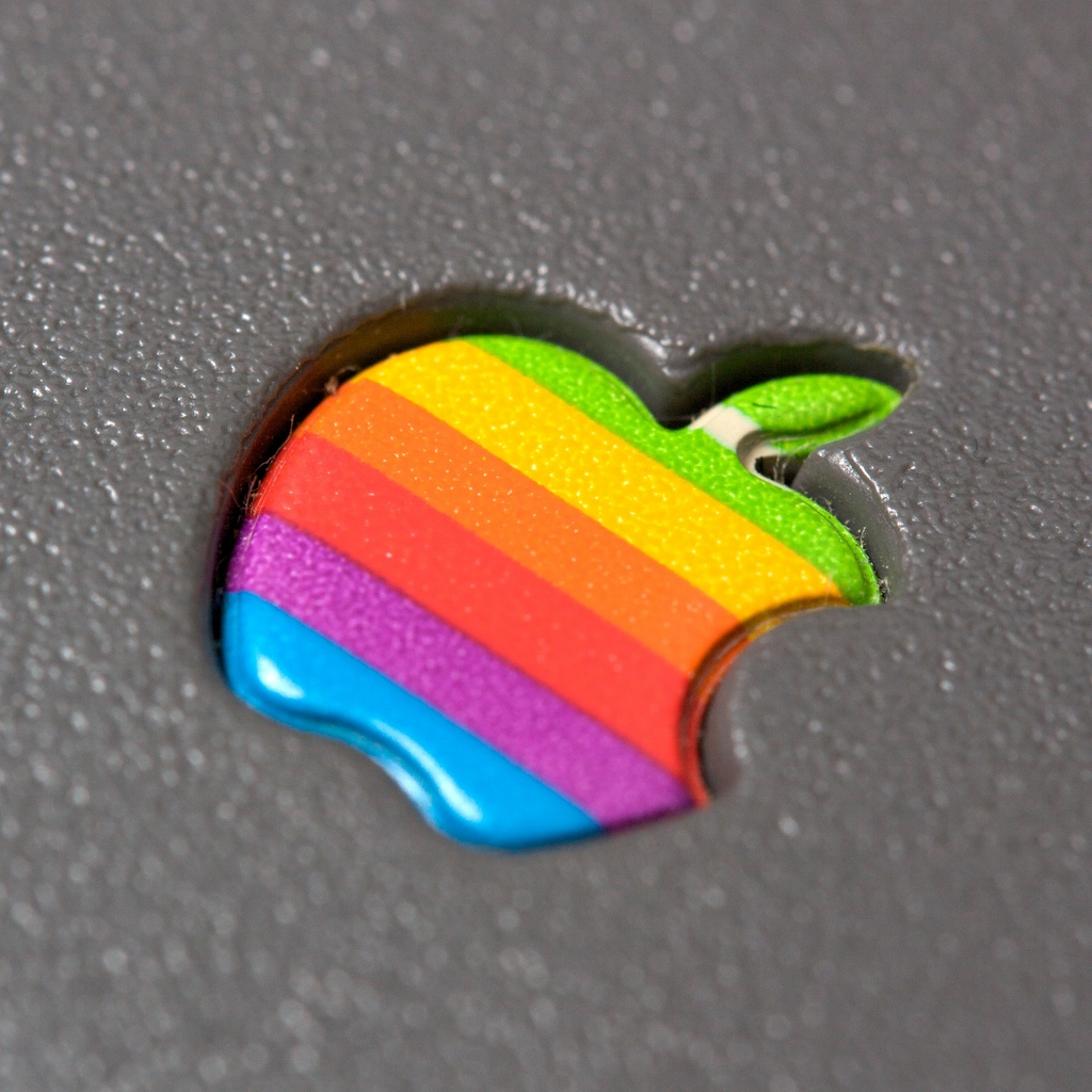Jabłko Turinga, czyli skąd się wzięło logo Apple