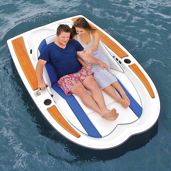 Elektryczna łódź motorowa czy skuter? Sami zobaczcie!