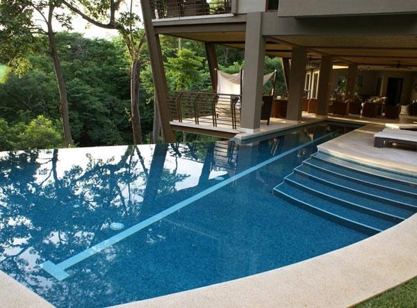 Ekskluzywny basen w Twoim domu - galeria