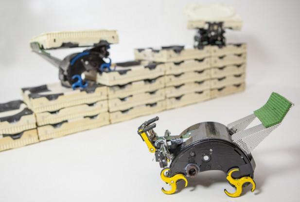 Praca zepołowa kluczem sukcesu - autonomiczny zespół robotów TERMES