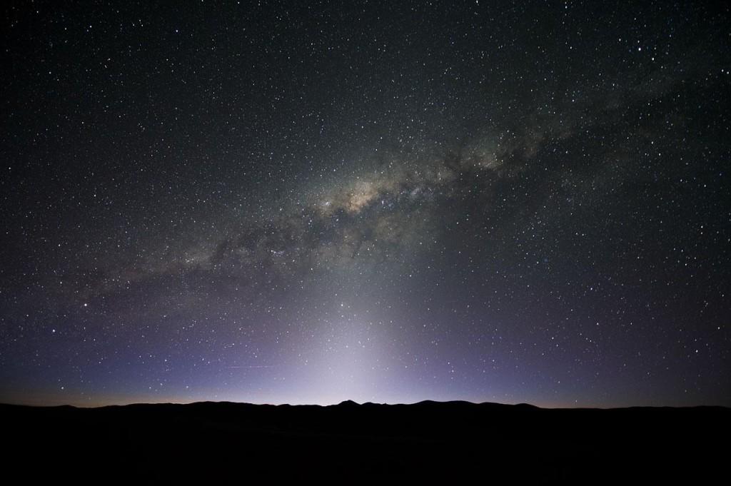 Droga Mleczna ma jednak cztery, a nie dwa ramiona