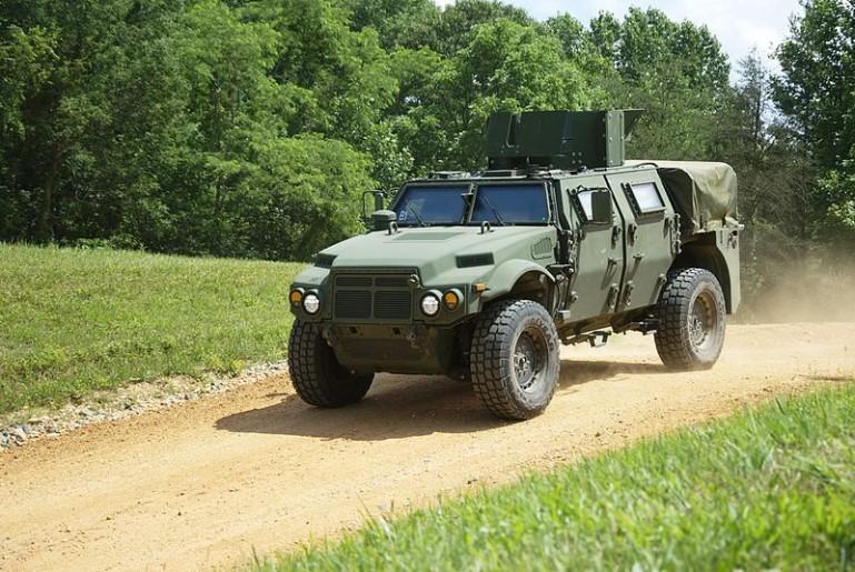 """Farba """"samouzdrawiająca"""" wkrótce w pojazdach wojskowych?"""