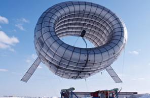 Nadmuchiwane turbiny wiatrowe