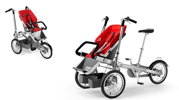 Niezła jazda! Najlepsze wózki dziecięce 2014 roku
