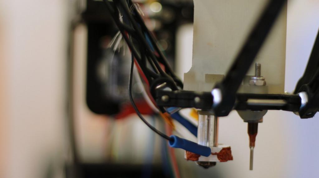 Nowa generacja drukarek 3D –Rabbit Proto drukuje masłem orzechowym