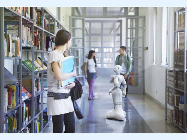 Pepper: robot, który został zaprojektowany, aby uczynić nas szczęśliwymi