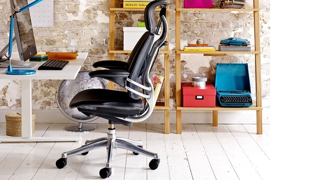 Najlepsze krzesła ergonomiczne do twojego biura -galeria