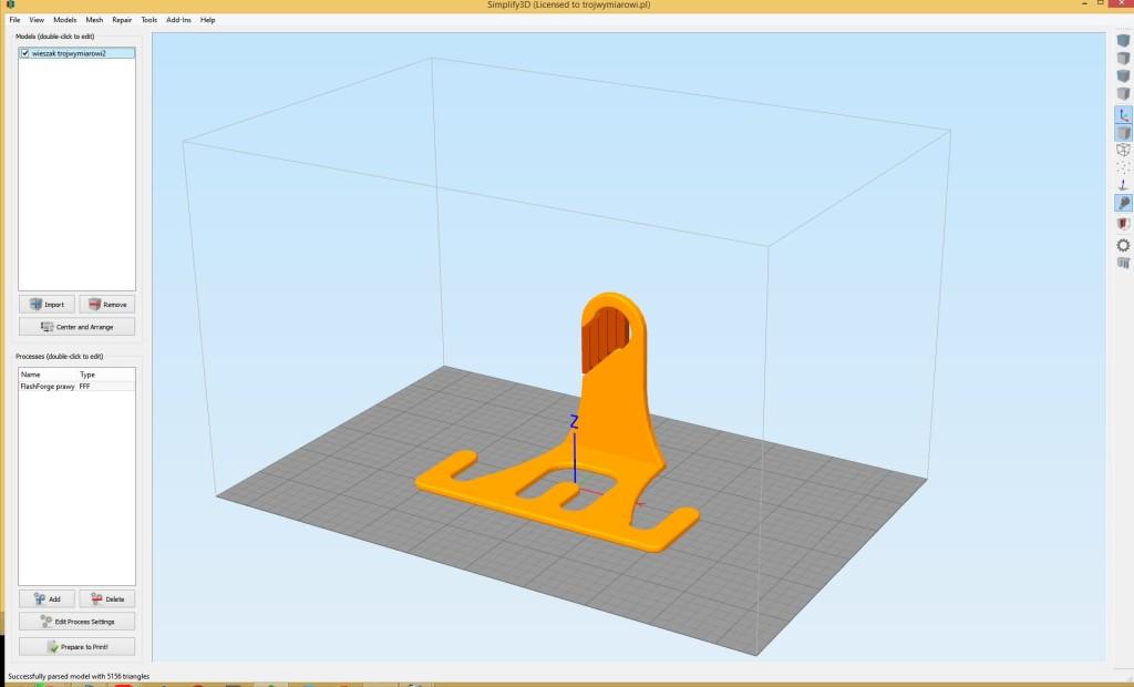 Slicery do cięcia modeli 3D