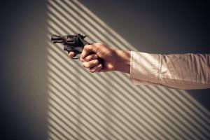 """Nakładka na broń dająca """"bezpieczny"""" strzał"""