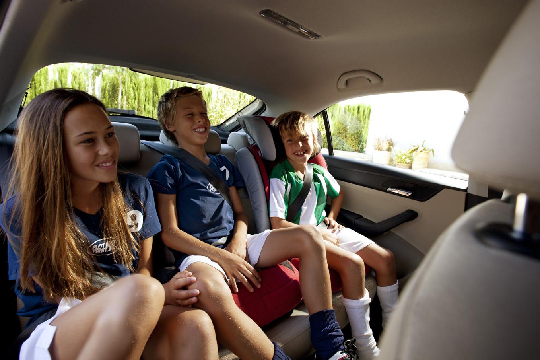SEAT LEON ST - rodzinne auto bez kompromisów
