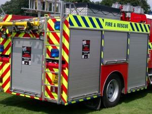 Rzeczywistość rozszerzona pomaga strażakom pokonać dym