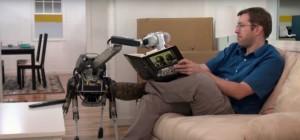 Nowy robot od Boston Dynamics posprząta, pomoże przy zmywaniu...i poda piwo