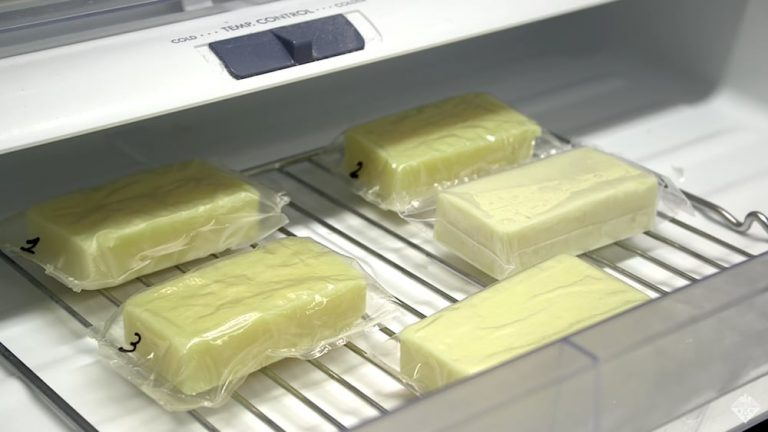 Jadalne opakowania na bazie mleka