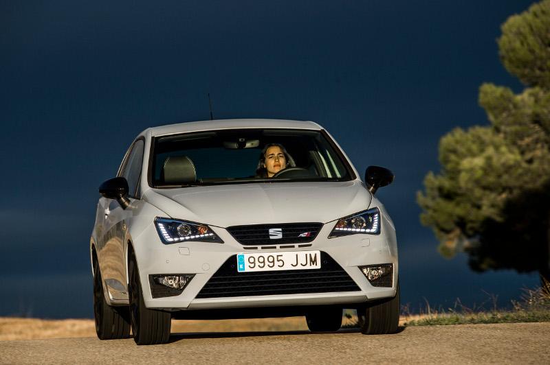 Seat Ibiza Cupra - poczuj moc nowych silników TSI
