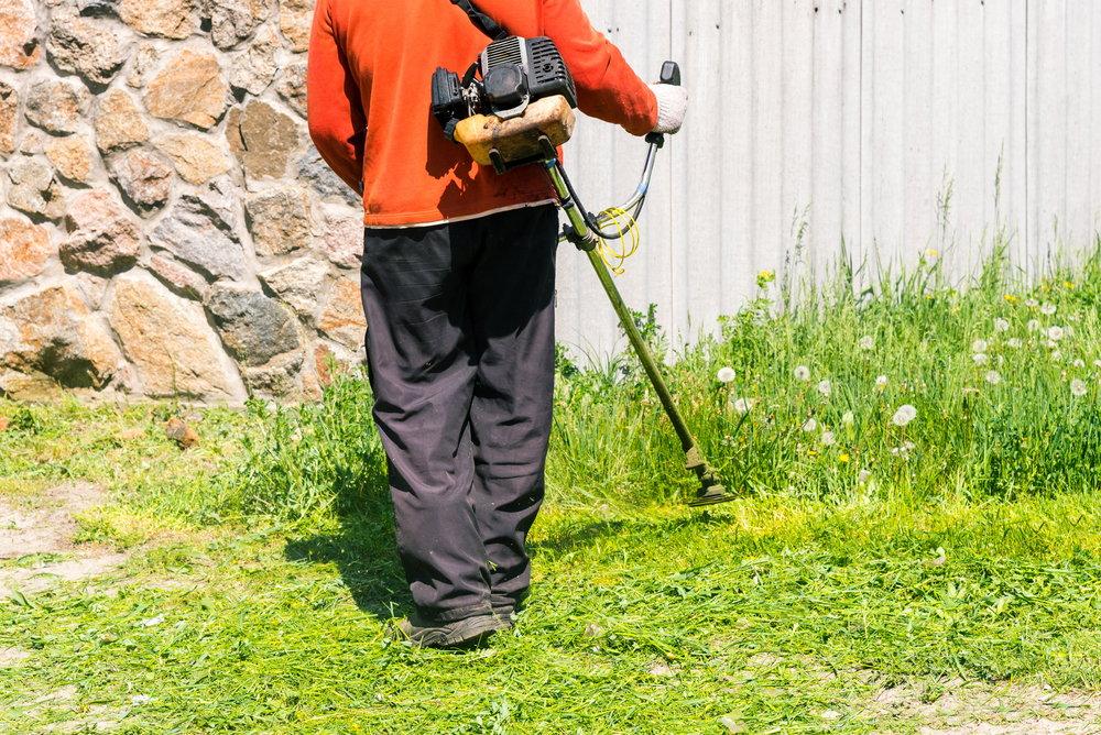Wygodne urządzenie do koszenia trawników – podkaszarka!