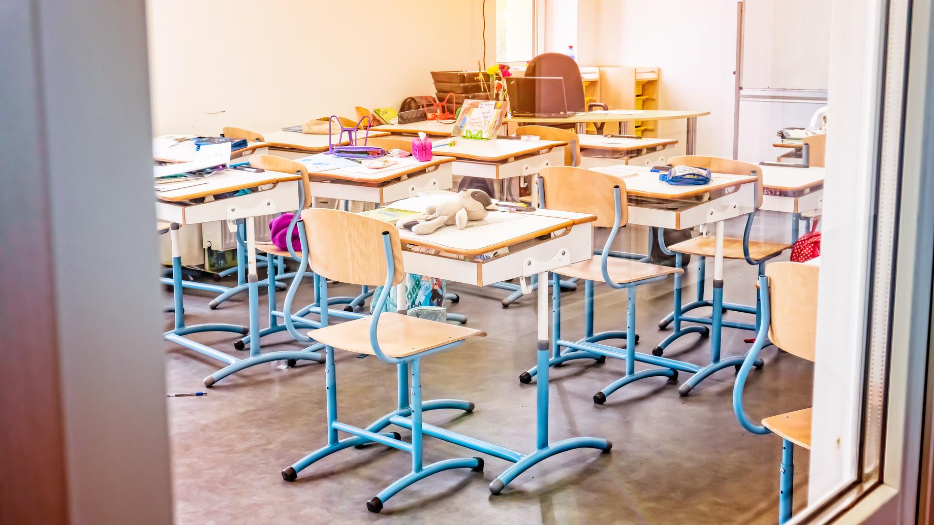 Wyposażenie ergonomicznych sal lekcyjnych
