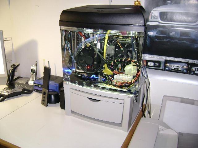 MAXWIDEO - Chłodzimy komputery olejem transformatorowym