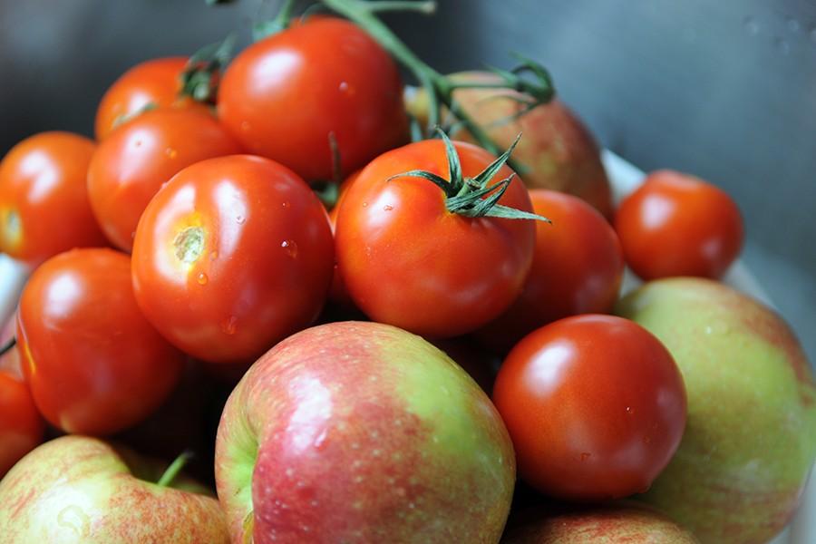 Rzuciłeś palenie? Jedz pomidory!